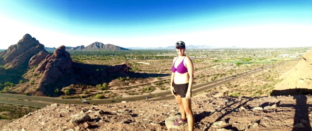 View from Papago Park